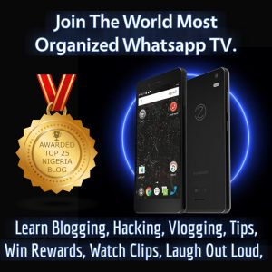 Nigeria Best whatsapp TV is Xycinews TV
