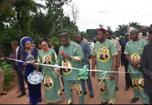 Emmanuel Onyeke Mansion