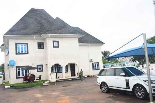Sir Emmanuel Onyeke Mansion