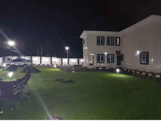 Sir Emmanuel Onyeke Mansion is great