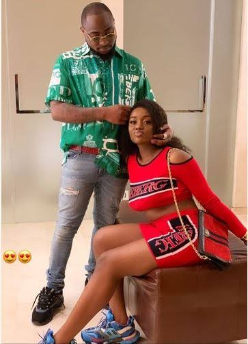 Davido Marries Chioma